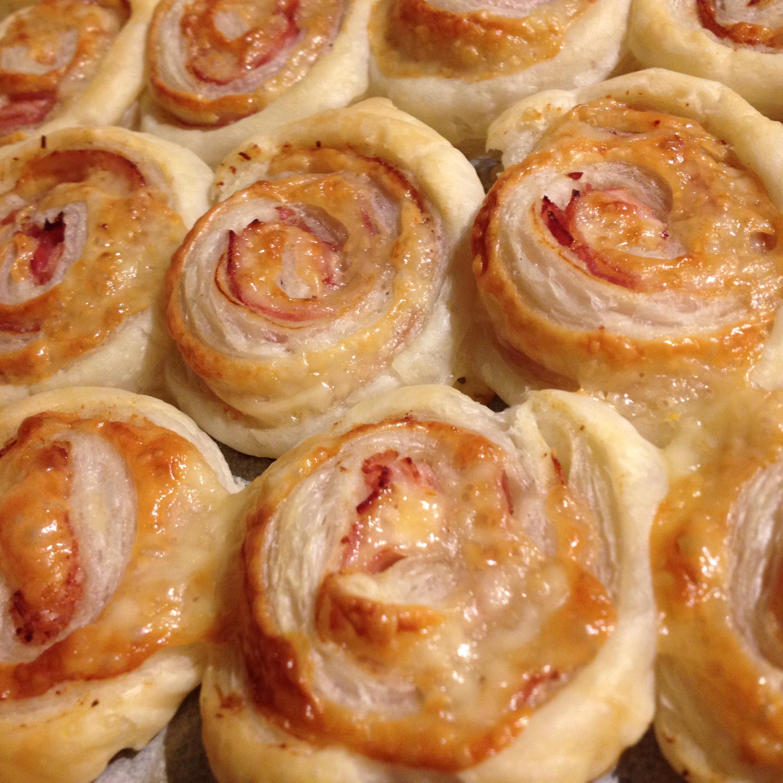Conosciuto Antipasti con la pasta sfoglia - Mamme in Cucina e Dintorni BE66