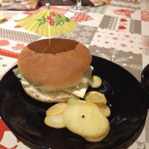 Hamburger appetitosi