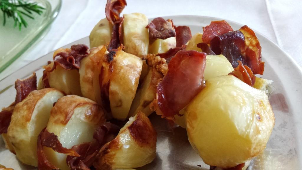 patate novelle al forno-saporite