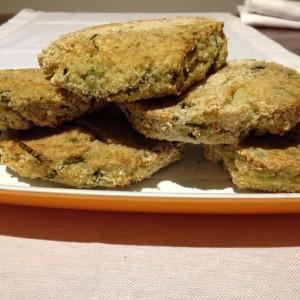 hamburger di quinoa alle verdure