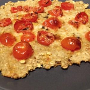 pizza di quinoa