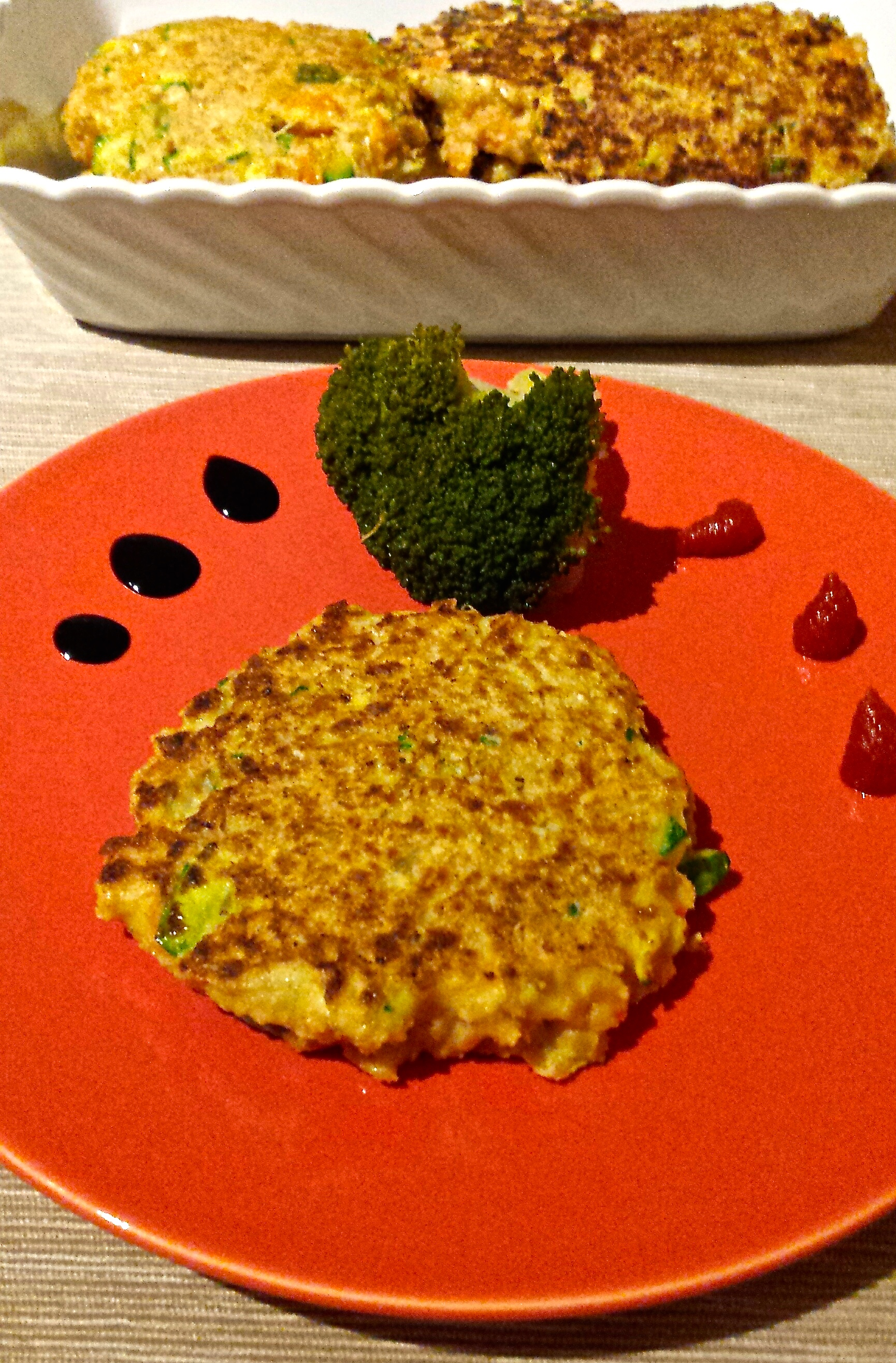 Hamburger di soia alle verdure mamme in cucina e dintorni for Lecitina di soia in cucina