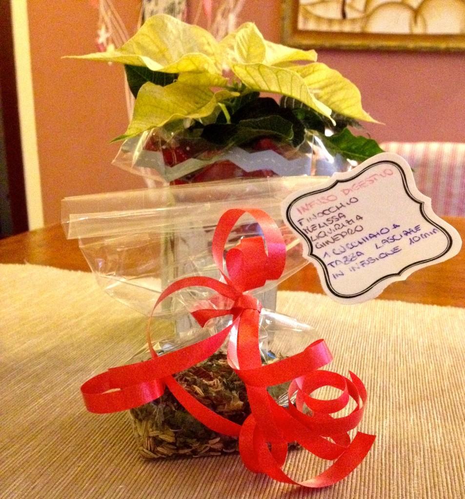 regali per le amiche- infuso digestivo