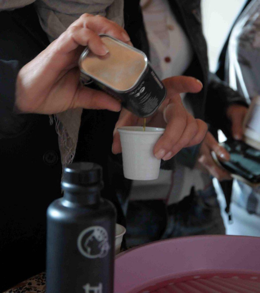 Blog tour un mare di gusto: degustazione