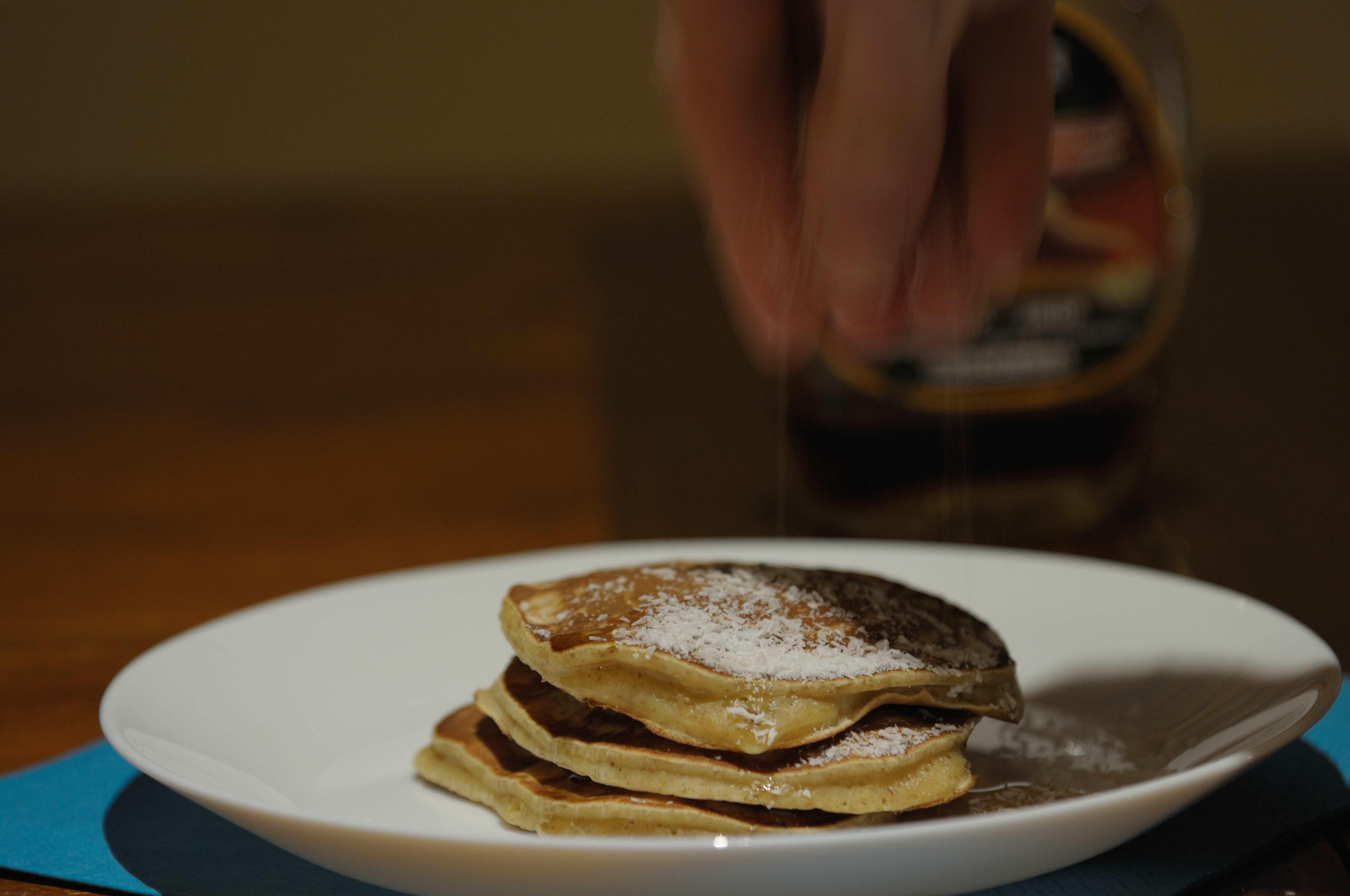 Ricetta Pancake Nella Bottiglia.Pancake In Bottiglia Mamme In Cucina E Dintorni