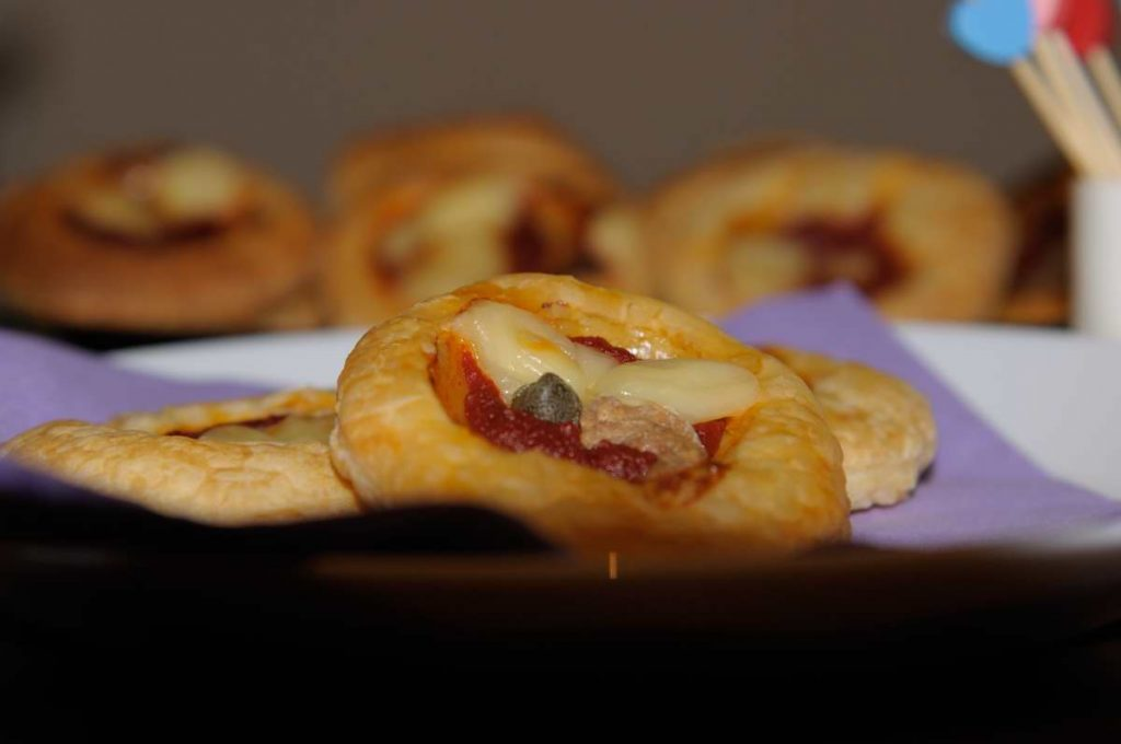 pizzette saporite
