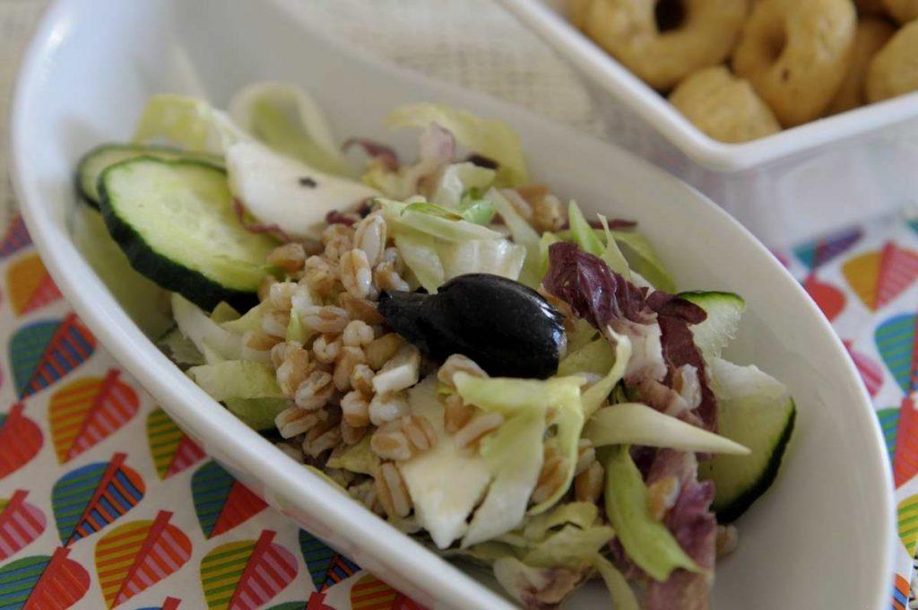 insalata d farro