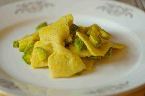 pasta fresca zucchine