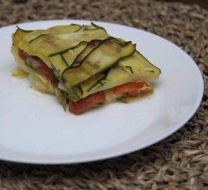 tortino di verdure