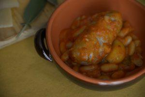 salsiccia e fagioli