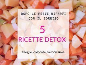ricette detox