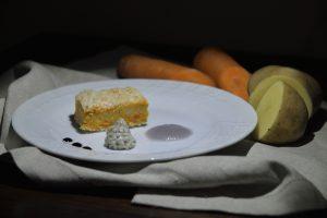 sformato di carote